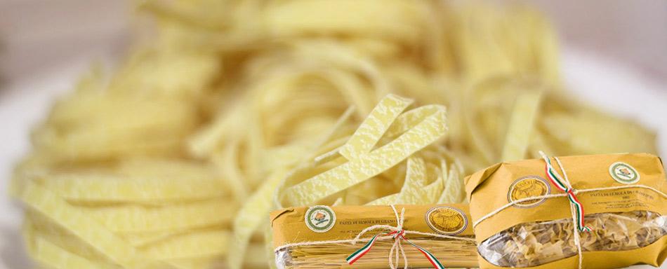Ronchi del garda produce ottima pasta