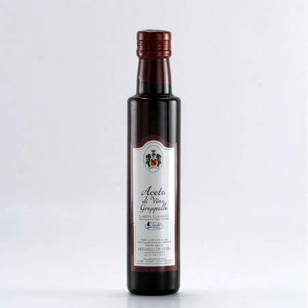 Aceto di Groppello ( vino DOC)