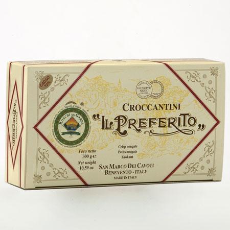 Croccantini Preferito con nocciole e mandorle (monodose)